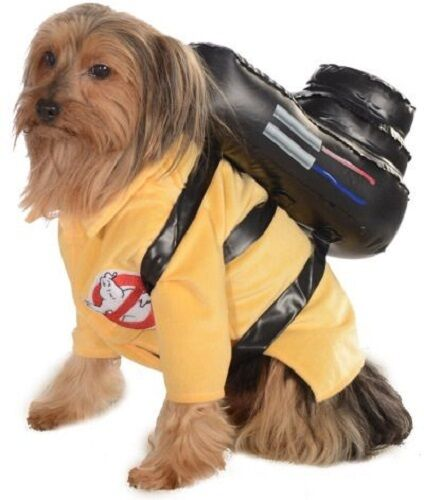 Ghostbuster Movie Jumpsuit Ghosts Pet Dog Halloween Costume