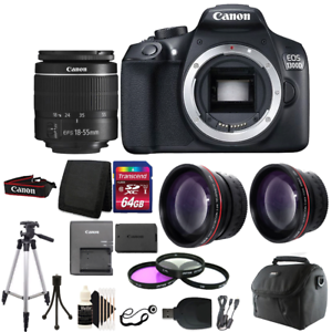 Canon-EOS-Rebel-1300D-T6-Digital-SLR-Camera-with-Microphone-64GB-Accessory-Kit