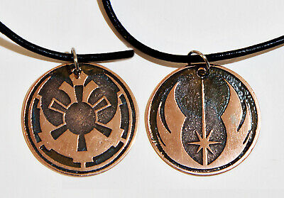 Rebel Alliance Necklace Star Wars Necklace Star Wars Gift