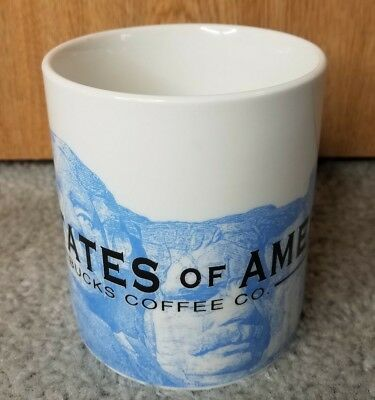 Series America United 2002 Of Usa Scenic OzEbay Mug Starbucks 18 States Coffee jALq354R