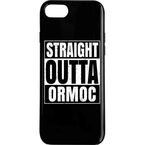 Straight Outta Ormoc Philippines Compton Parody Grunge City T Shirt