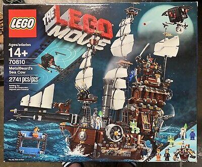 Lego The Lego Movie Metal Beard S Sea Cow 70810 Ebay