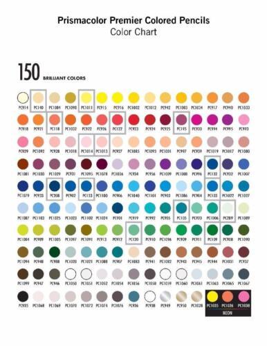 - 12PC Orange PC918 3348 Prismacolor Premier Colored Pencil