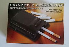 2er Stopfmaschine Zigarettenmaschine Zigarettenstopfer Stopfgerät