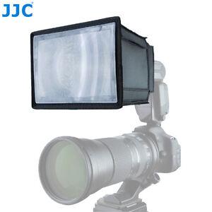 JJC Flash Multiplier Extender for CANON Speedlite 320EX 420EX 430EX TeleLens Use