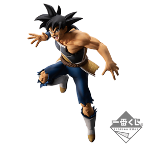 Ichiban-kuji-Dragonball-Saiyan-Super-Battle-Barduck-039-18-Figure-F-S-NEW-Lo