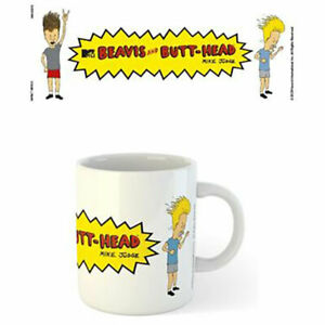 Beavis And Butthead - Logo Mug NEW IN BOX (one only)