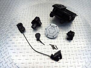 2007 07-09 BMW R1200RT R1200RTP IGNITION SEAT LOCK FUEL CAP