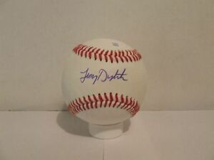 ae28f2ce2b9 Image is loading Lenny-Dykstra-Autographed-Baseball-with-W-COA-Phillies-