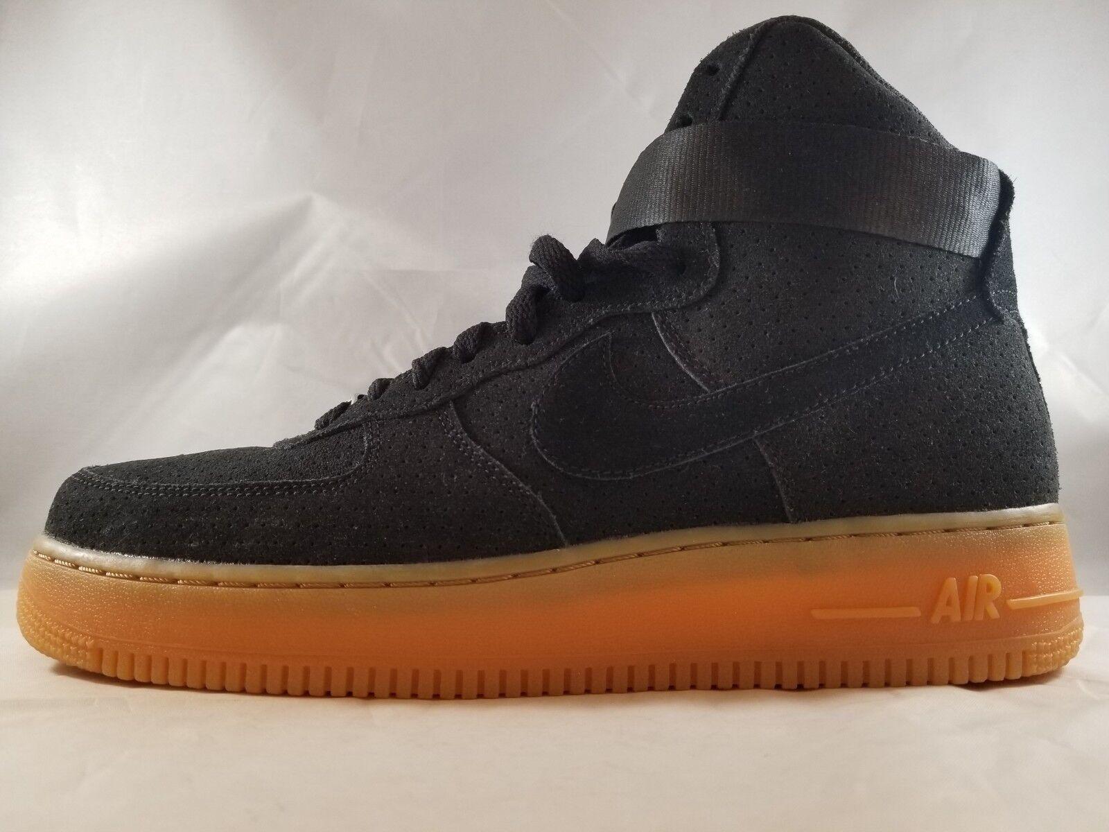 Nike Air Force 1 Hi Suede Wouomo Fashion  scarpe 74266 001 Dimensione 11  benvenuto a scegliere