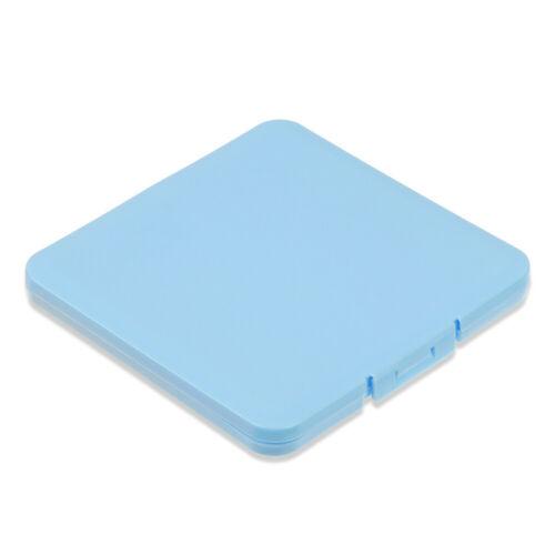 Dustproof Storage Case Travel Organizer Storage Box Face Container