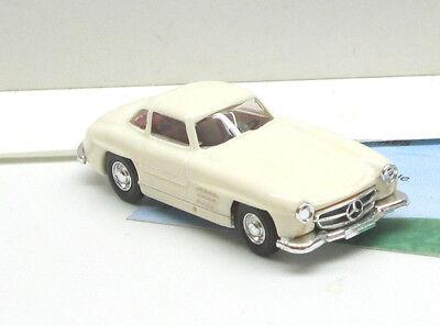 100 Praline Mercedes Benz 300 SL silber  ohne OVP Busch