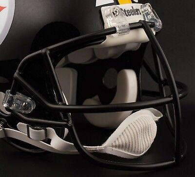 Football-nfl Fan Apparel & Souvenirs Disciplined Rocky Bleier #20 Pittsburgh Steelers Nfl Schutt Nopo-sw Football Helmet Facemask