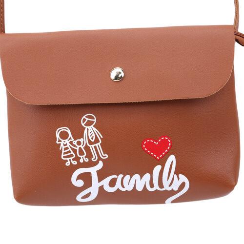 Ladies Fashion PU Leather Sweet Printed Shoulder Bag Handbags Crossbody Bags Z