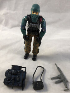GI-Joe-1986-Beach-Head-V1-Action-Figure-100-Figure-complete-Hasbro-un-veritable-heros-americain