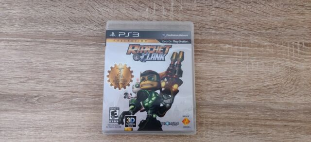 Ratchet & Clank Collection (Sony PlayStation 3, 2012)