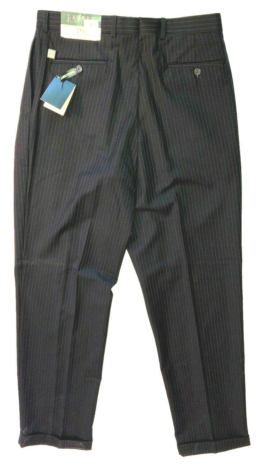 Lauren Ralph Lauren Men's bluee Total Comfort Pants Size 34W x 34L New with Tags