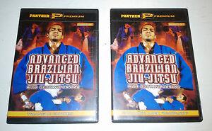 NEW! Gustavo Dantas Advanced Brazilian Jiu Jitsu DVD - Choose Vol 1 or 2 - BJJ