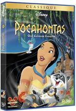 "DVD ""POCAHONTAS""  Walt Disney losange N°41  NEUF SOUS BLISTER"