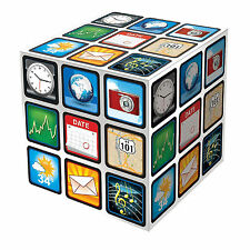 Smart Cube Novelty Puzzle Gift Brand New Solve icube