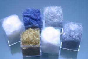 8 Colours 10g Angelina fibre heat bondable Colour