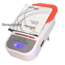 Ladegerät für Canon BP-711 Kamera BP-E718 BP-E722 USB Anschluss LCD-Anzeige