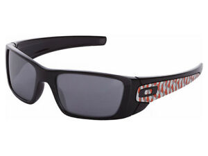 793b81441a6a0 Oakley Fuel Cell Chip Foose Sunglasses OO9096-66 Polished Black ...