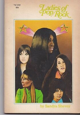 100% Waar Ladies Of Pop/rock-music Book