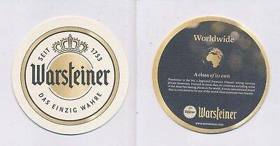 1 Warstein Warsteiner 19219 Modische Und Attraktive Pakete export Bierdeckel Beercoasters