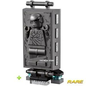 LEGO-STAR-WARS-HAN-SOLO-CARBONITE-FIGURE-STAND-FREE-GIFT-BESTPRICE-NEW