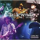En Vivo * by La Leyenda (CD, Nov-2012, 2 Discs, Serca)