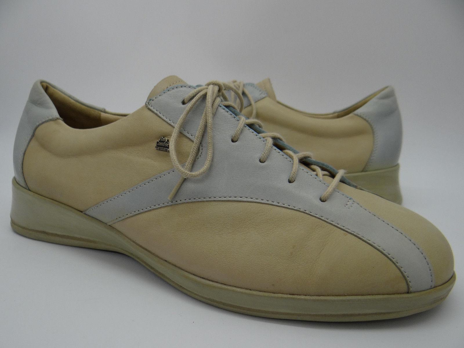 FINN COMFORT 10 1/2  US (8 UK), 'BIERUT' womens leather, S-W-16