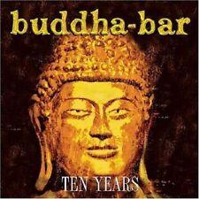 Buddha Bar Ten Years 2CDs+1DVD 2006