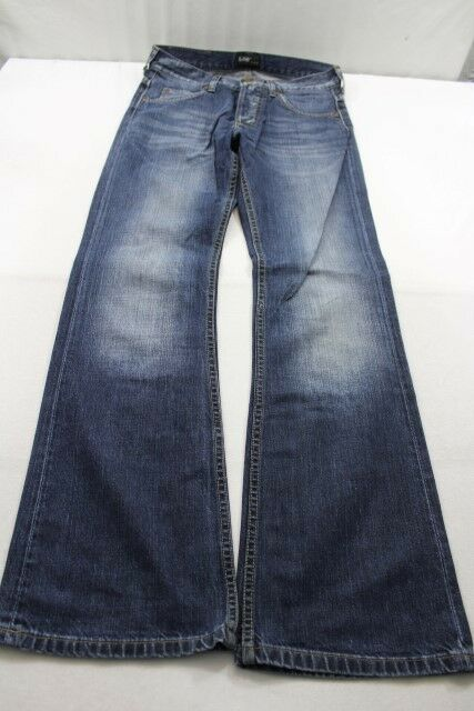 J6877 Lee Denver Jeans W30 L32 Dunkelblau  Sehr gut