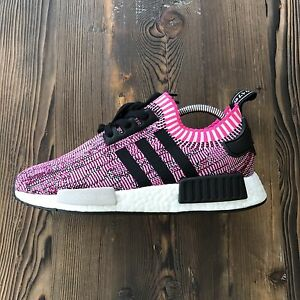 63910e4fb7e49 New in Box Adidas Women s NMD R1 Shock Pink US 7.5   UK 6 BB2363 ...
