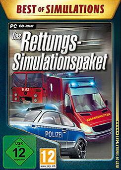1 von 1 - DAS RETTUNGS-SIMULATIONSPAKET -  DER KNALLER - NEUWARE!!!
