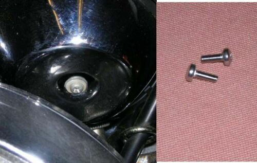 Clock Bottom Screws Kawasaki Z650//Z750//Z900//Z1000 Stainless Steel