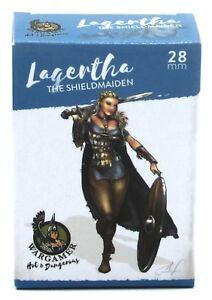Wargamer-HD-28-02-Lagertha-the-Shieldmaiden-28mm-Hot-amp-Dangerous-Female-Viking