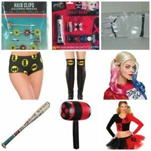 Bottes Harley Quinn gonflable Costume de chauve-souris