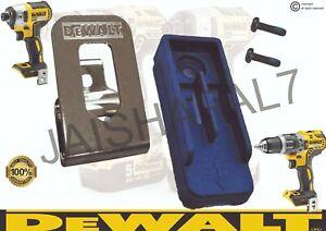 Makita belt hook clip /& BIT HOLDER /& screw holder 18V 10.8v Impact Drill*