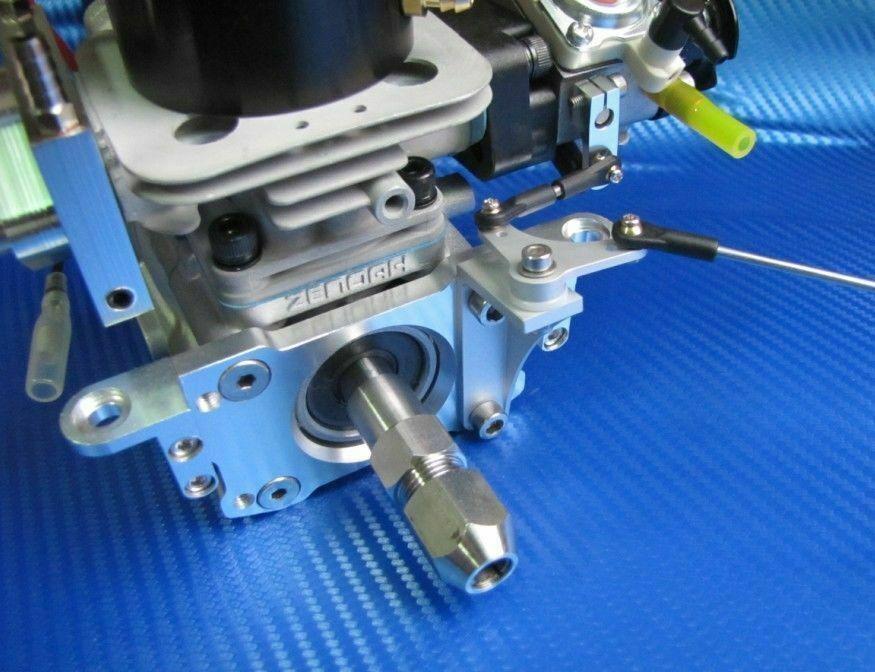 Accelerator Control Set with Linkage /& Arm for Zenoah RCMK Engine RC Boat #866