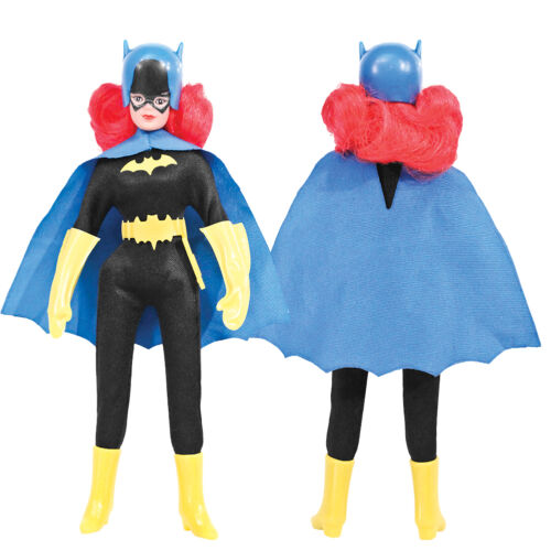 Batgirl DC Comics Retro Style 8 Inch Figures First Apperances Series