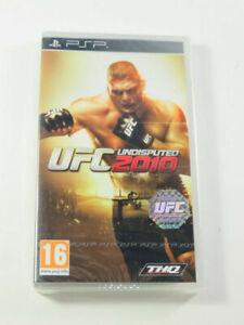 UFC-UNDISPUTED-2010-PSP-FR-NEW-NEUF