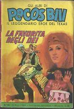 Gli albi di Pecos Bill n° 140 - ed.Fasani