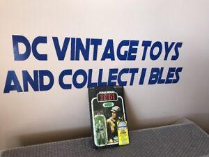 Poncho de combat avec figurine Princess Leia Star Wars - Rotj Jedi 1983 - Offre de pièce de monnaie Boba Fett