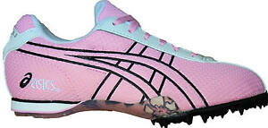 Asics-Women-039-s-Hyper-Rocketgirl-II-Track-Spike-Petal-Pink-Black-White