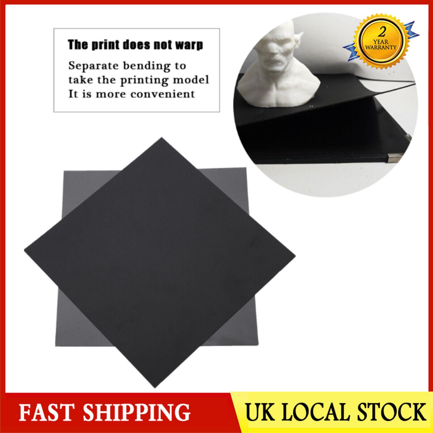 3D Printer Heat Hot Bed Sticker Flexible Platform Build Plate Tape Magnetic 220m