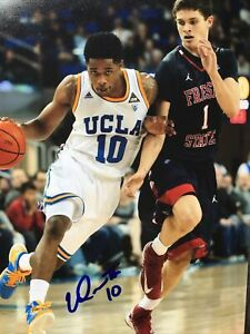 LARRY DREW JR. II Signed UCLA BRUINS Basketball 8x10 Photo Autographed Picture