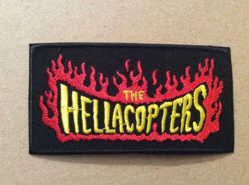 Hellacopters 10 5 CM M427 Wappenschild Patch Aufnäher Toppa