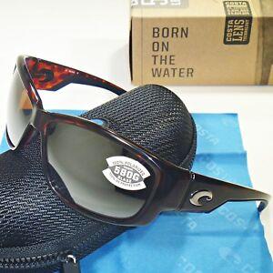 69528b946303c Image is loading Costa-Del-Mar-Luke-Polarized-Sunglasses-Tortoise-Silver-